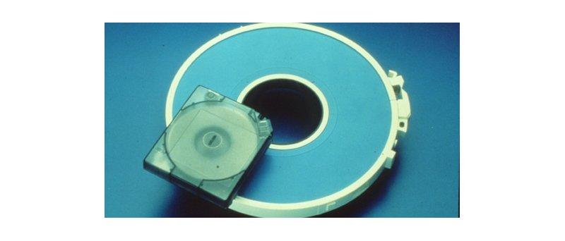 IBM magnetické pásky v IT