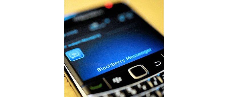 BlackBerry London a BlackBerry OS 10