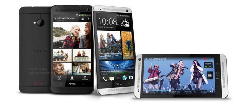 HTC One - varianty