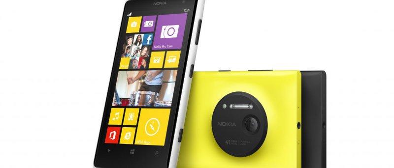 Nokia Lumia 1020 - úvodní foto