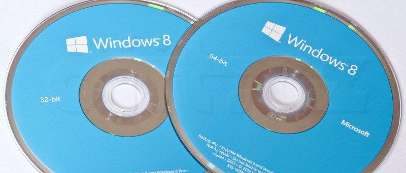 Instalační média Windows 8 Pro