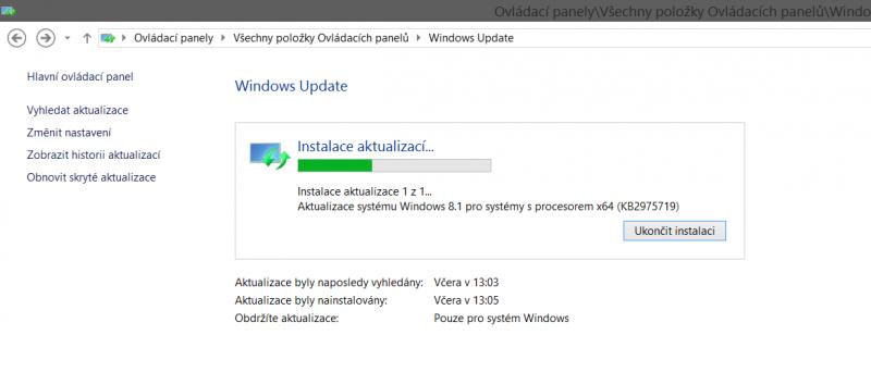 Install Windows Update Kb