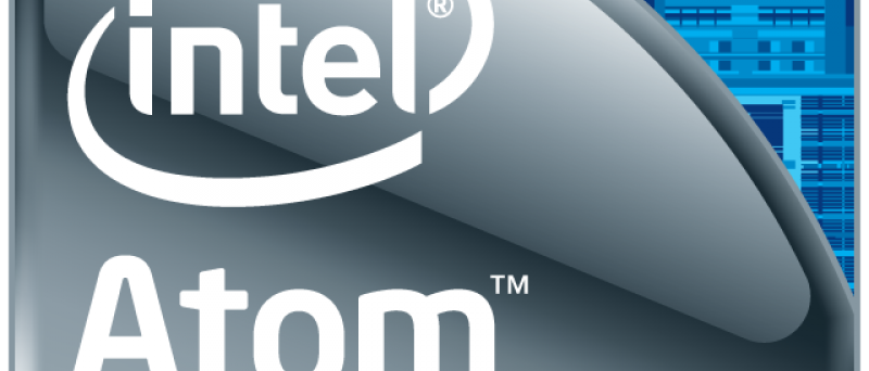 Intel Atom logo 640x480