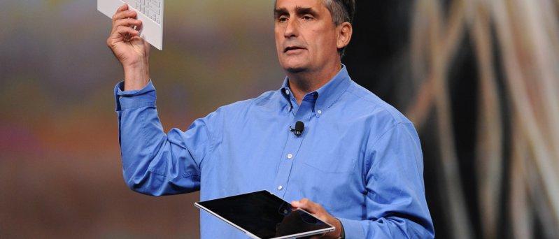 Intel Brian Krzanich 2 In 1