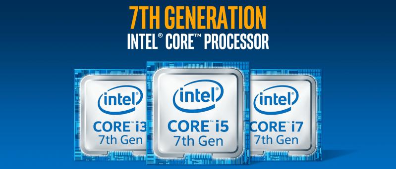Intel Kaby Lake 7 Th Gen