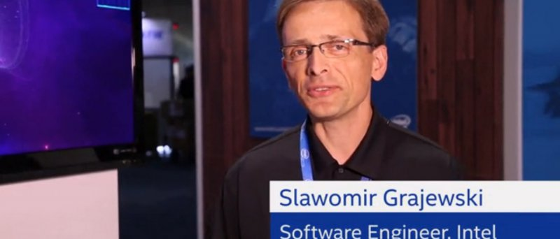 Intel Slawomir Grajewski