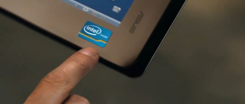Intel Ultrabook Convertible video 01