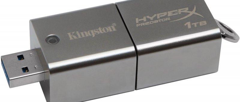 Kingston DataTraveler HyperX Predator 3.0 1TB