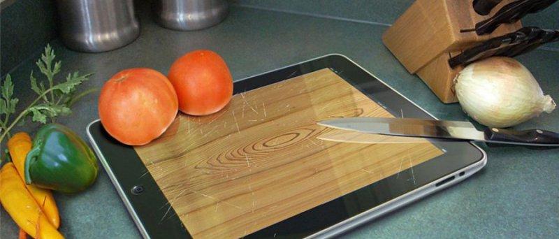 kitchen tablet