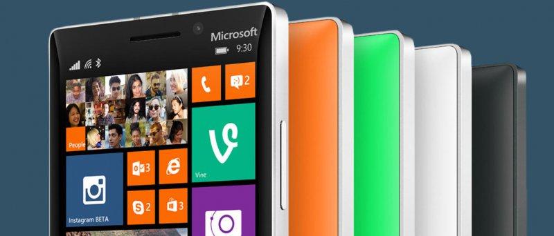 Microsoft Lumia Phones