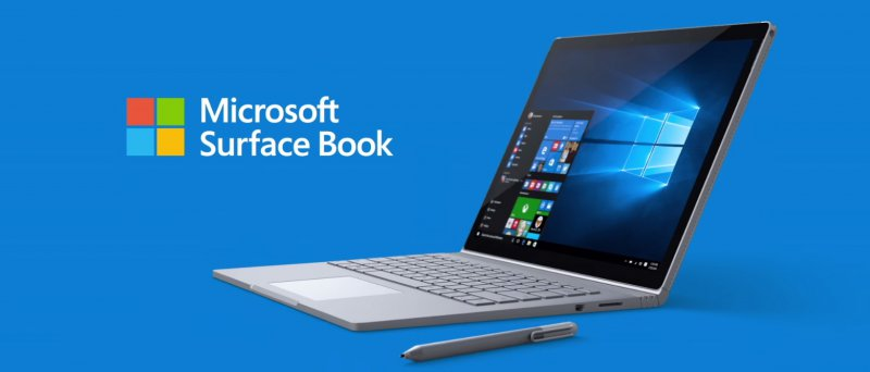 Microsoft Surface Book 01