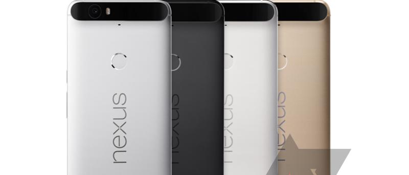 Nexus 6 P