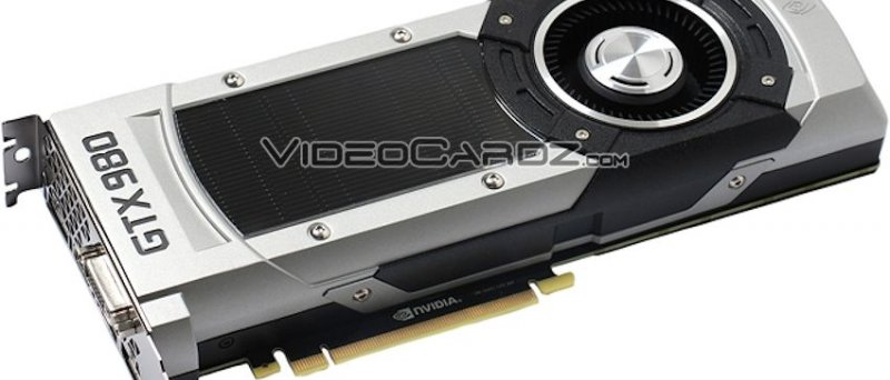 Nvidia Geforce Gtx 980 Angle