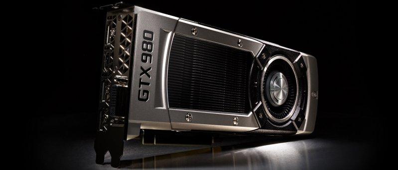 Nvidia Geforce Gtx 980 Stylized