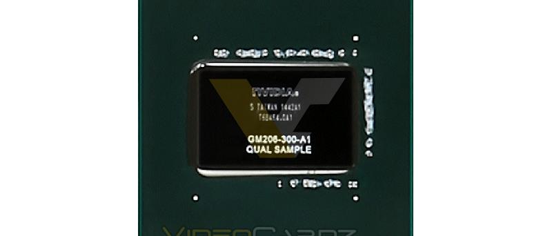 Nvidia Maxwell Gm 206 300 Gpu