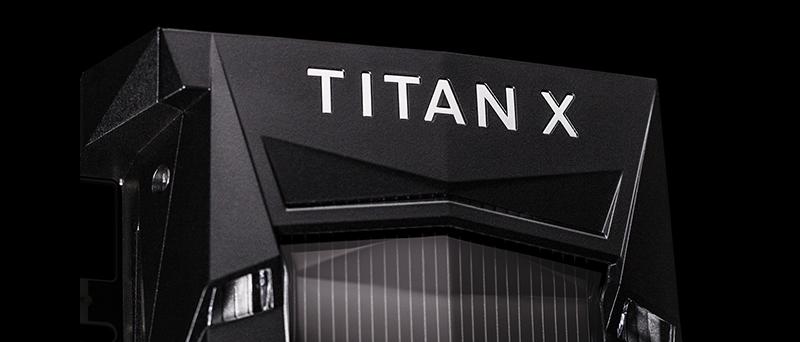 Nvidia Titan Xp Logo