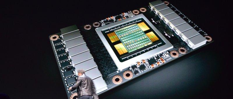 Nvidia Volta Gv 100