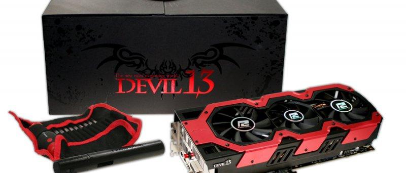 PowerColor Devil 13 Radeon HD 7990 01