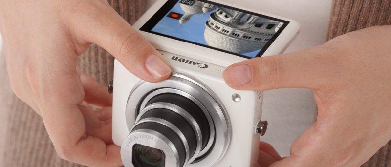Canon PowerShot N - Obrázek 3_