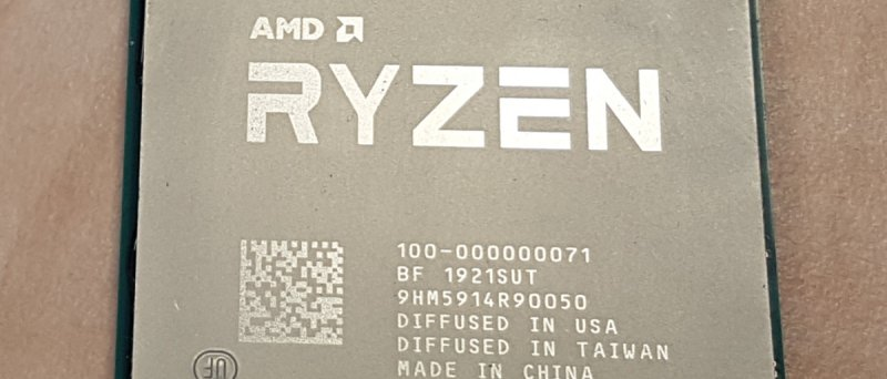 RESULTS: AMD Ryzen 7 3700X – Zen2 in its entirety, it's here