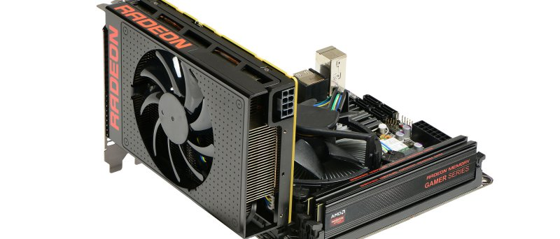 Radeon Fury Nano Motherboard