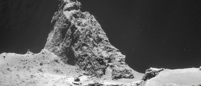Rosetta Philae Esa