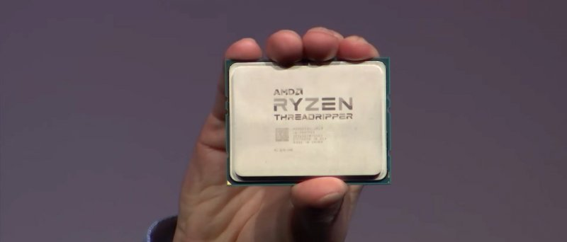 Ryzen Threadripper 01