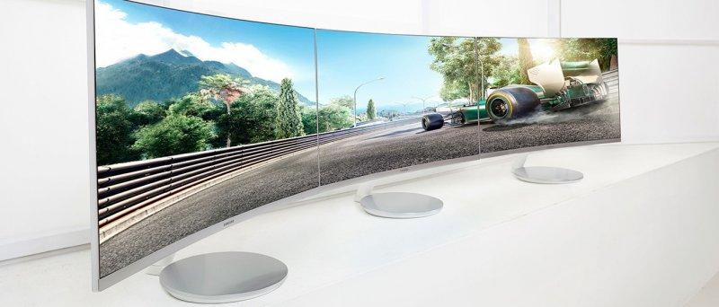 Samsung Cf 591 Curved Monitor