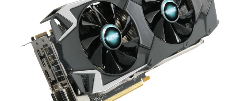 Sapphire Toxic Radeon HD 7970 6 GB izo