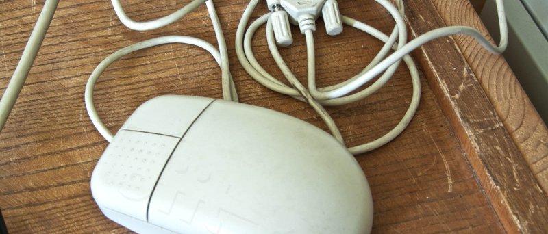 Sériová myš