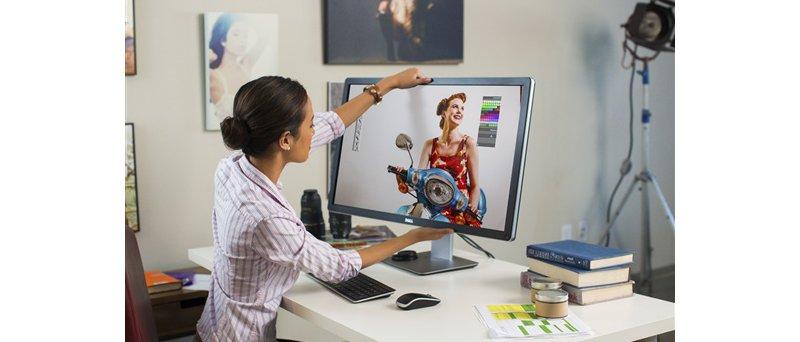 Dell UltraSharp UP3214Q - Obrázek 1