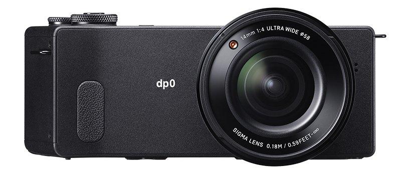 Sigma Dp 0 Quattro Front