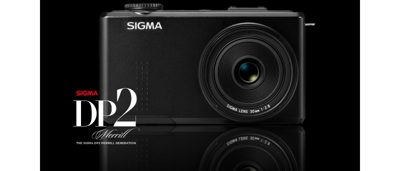 Sigma DP2M heroshot