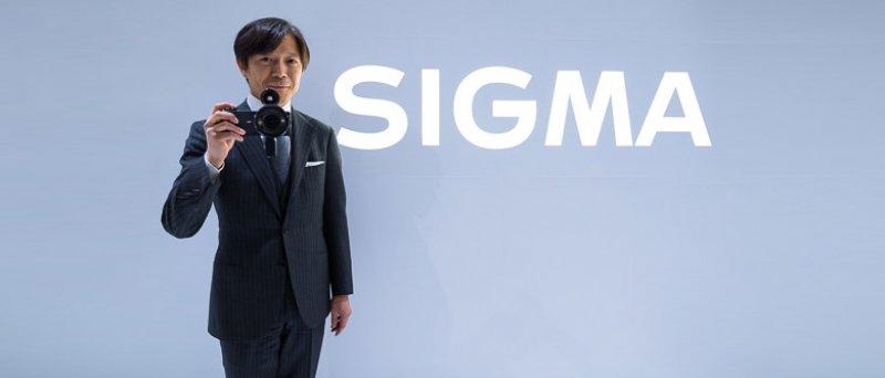 Sigma Kazuto Yamaki