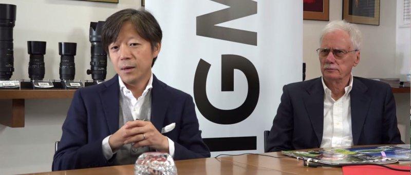 Sigma Kazuto Yamaki Interview 2014 01
