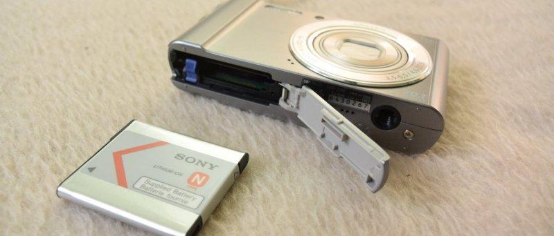 Sony W 810 Dsc 2594 Aku