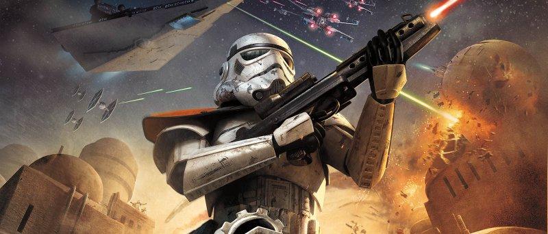 Star Wars Battlefront Uvod