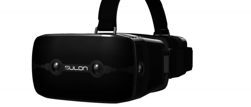 Sulon Q Headset 15