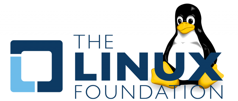 The Linux Foundation Tux 02