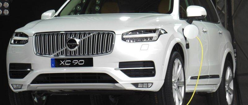 Volvo od roku 2019 jen s elektroauty či hybridy   Diit cz