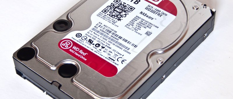 WD Red 3.0 TB