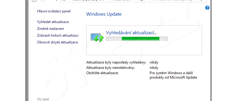 Windows 8 - Windows Update