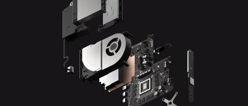 Xbox Scorpio Hardware