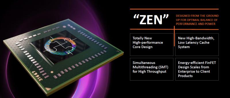 Zen Hot Chips 17
