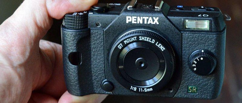 Pentax Q7 + 07 lens - Obrázek 7