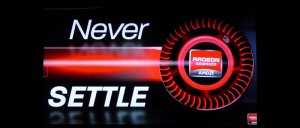 AMD Radeon GCN Never Settle