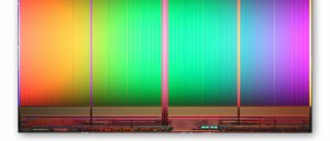 Intel NAND flash 25nm die