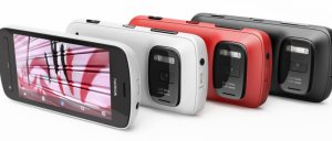 Nokia 808 barvy
