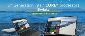 Intel 6 Th Generation Skylake Processors