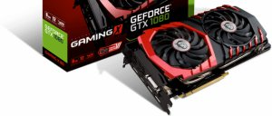 Msi Geforce Gtx 1080 Gaming